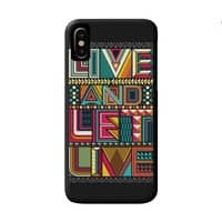 Live and Let Live - small view