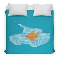 Fish Tank - duvet-cover - small view