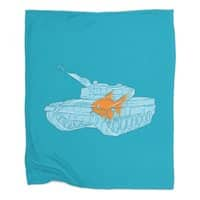 Fish Tank - blanket - small view