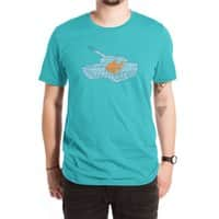Fish Tank - mens-extra-soft-tee - small view
