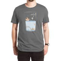 Pessimistic or Optimistic? - mens-extra-soft-tee - small view