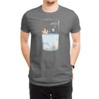 Pessimistic or Optimistic? - mens-regular-tee - small view