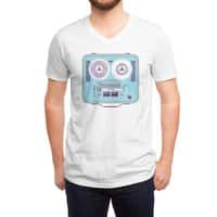 Reel to Reel - vneck - small view
