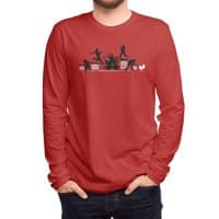 Rock Out With Your Cock Out - mens-long-sleeve-tee - small view
