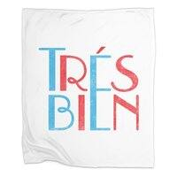 Tres Bien - blanket - small view