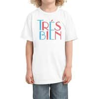 Tres Bien - kids-tee - small view