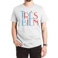 Tres Bien - mens-extra-soft-tee - small view