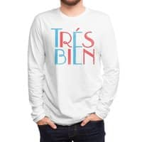 Tres Bien - mens-long-sleeve-tee - small view