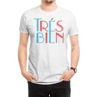 Tres Bien - mens-regular-tee - small view