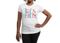 Tres Bien - womens-regular-tee - small view
