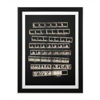 Z Movie - black-vertical-framed-print - small view