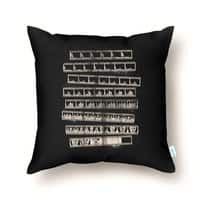 Z Movie - throw-pillow - small view