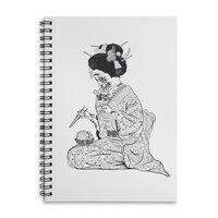 Geishaaa! - spiral-notebook - small view
