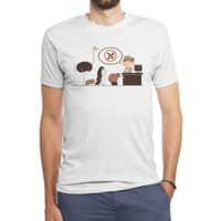 The No-Fly List - mens-triblend-tee - small view