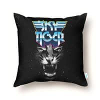 Sky Tiger - throw-pillow - small view