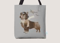 Defenders of the Sky - tote-bag - small view