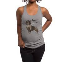 Defenders of the Sky - womens-racerback-tank - small view