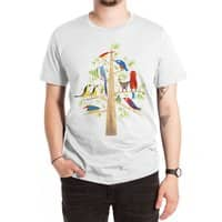 The Perch Party - mens-extra-soft-tee - small view