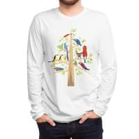The Perch Party - mens-long-sleeve-tee - small view