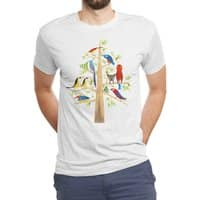 The Perch Party - mens-triblend-tee - small view