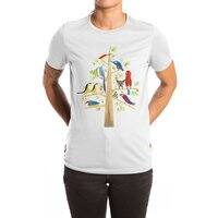 The Perch Party - womens-extra-soft-tee - small view