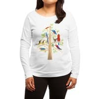 The Perch Party - womens-long-sleeve-terry-scoop - small view
