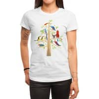 The Perch Party - womens-regular-tee - small view