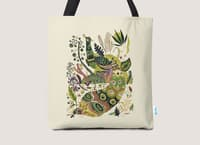 Cosmic Peacock - tote-bag - small view