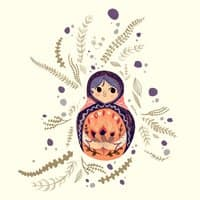 Little Miss Matryoshka - small view