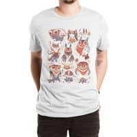 Owl Party - mens-extra-soft-tee - small view