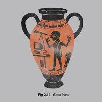 Geek Vase - small view