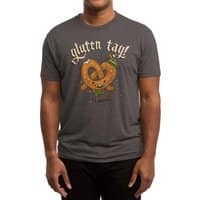 Gluten Tag - mens-triblend-tee - small view