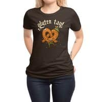 Gluten Tag - womens-regular-tee - small view