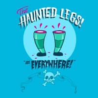 The Haunted Legs - small view