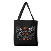 Chat Over Coffee - tote-bag - small view