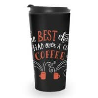 Chat Over Coffee - travel-mug - small view