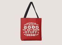Get Stuff Done - tote-bag - small view