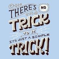 No Trick - small view
