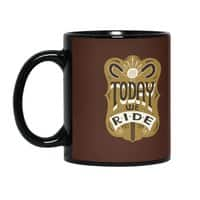 Today We Ride - black-mug - small view