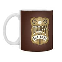 Today We Ride - white-mug - small view