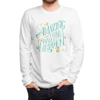 Amazing Things - mens-long-sleeve-tee - small view