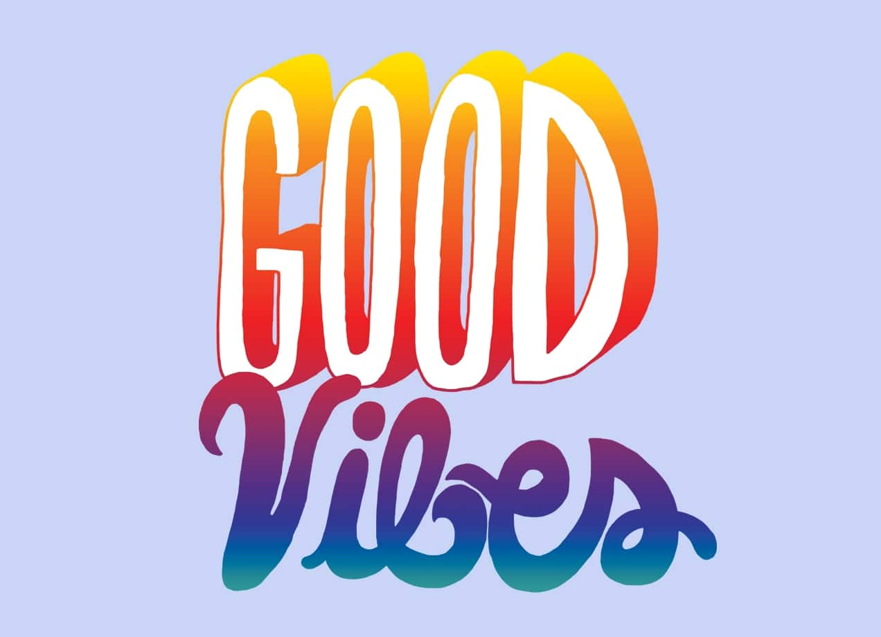 Good Vibes By Will Bryant Threadless