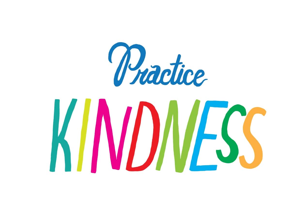 Bath Shower Mats Practice Kindness By Will Bryant Threadless