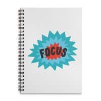 Focus - spiral-notebook - small view