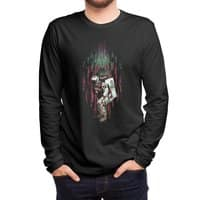 Falling from the Space - mens-long-sleeve-tee - small view
