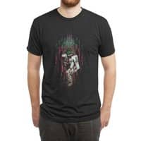Falling from the Space - mens-triblend-tee - small view