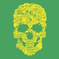 Clip Art Skull - small view