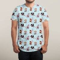 Zombie Cats - mens-sublimated-tee - small view
