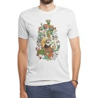Snack Pack - mens-triblend-tee - small view