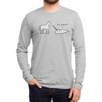 Birth of a Legend - mens-long-sleeve-tee - small view